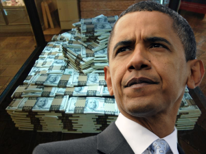 Obama money for elections