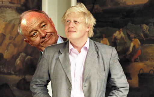 Boris has Ken looking over his shoulder