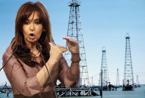 Argentina oil wells and China