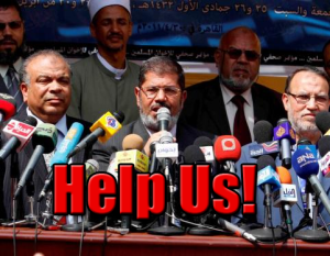 The muslim brotherhood go to Washington