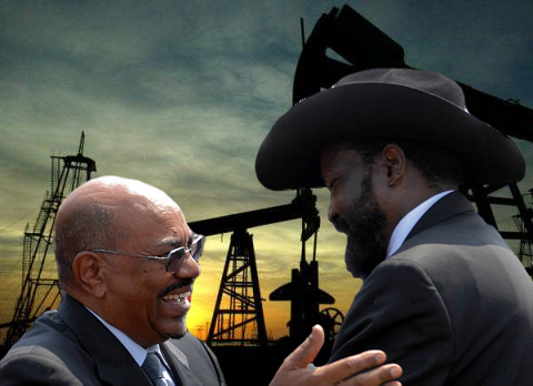 Omaral Bashir and Salvakir