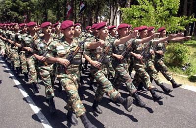 Syrian Military Army