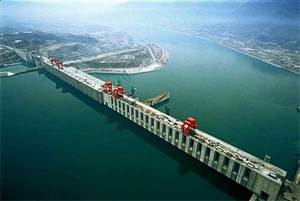 China/Russia Three Gorges Dam