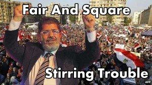 Military Rule Eygpt and or muslim brotherhood