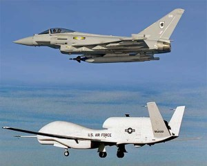 Here's A Shoker: Britain Also Uses Drones To Whack The Taliban. But Keeps Quiet About It