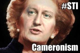 They Say David Cameron Wants To Be Another Tony Blair. Odd, Considering That Tony Was Rubbish As PM