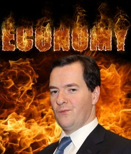 George Osbourne and the economy