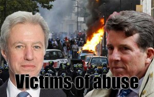 Riots Of Bankers Expected After Barclay's Top Duo Are Forced Out Of Their Jobs