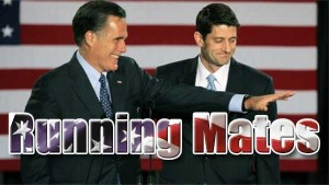 Paul Ryan Becomes Mitt Romney's Running Mate