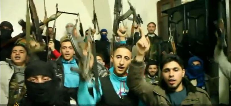 The Free Syrian Army Uprising