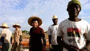 Chinese Angola
