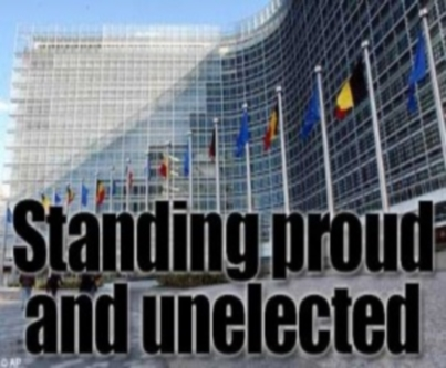 Standing proud and unelected