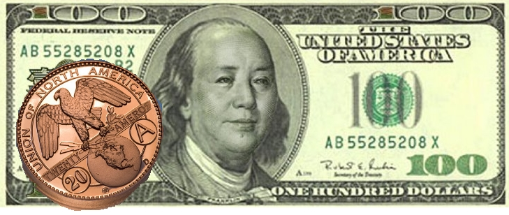 Chinese-US-Dollar-amero