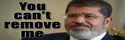 Morsi in Cairo and the Muslim Brotherhoods journey through Tahir Square.