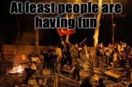 Turkey Riots