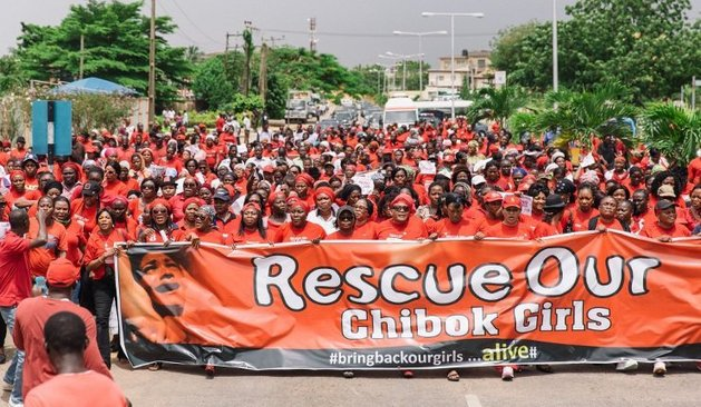 rescue Chibok Girls